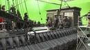 Как снимали 300 спартанцев Расцвет империи 1 Behind the Scenes of 300 RISE OF AN EMPIRE
