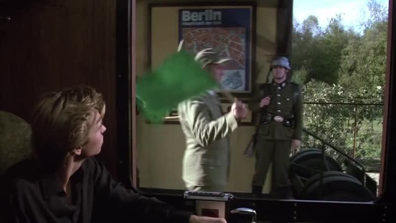 The 1984 movie Top Secret visual gags