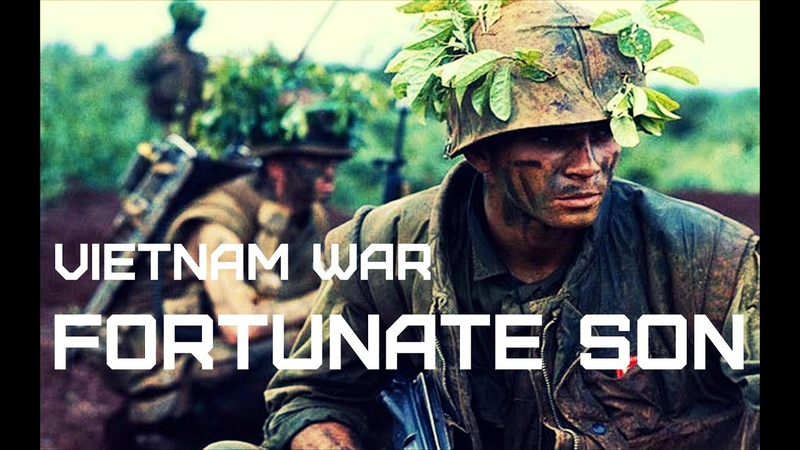 Vietnam War Creedence Clearwater Revival Fortunate Son