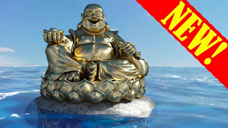 RECEIVE UNEXPECTED WEALTH Music to Attract MONEY Part 3 | Feng Shui Golden Buddha Energy (432Hz)