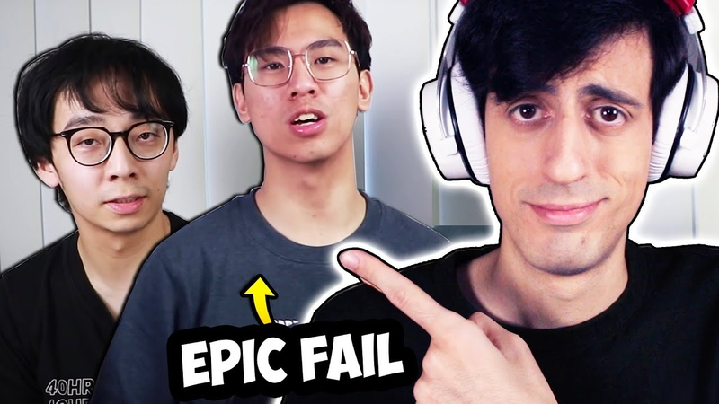 These Violinists Tried to ROAST ME... (Epic Fail)