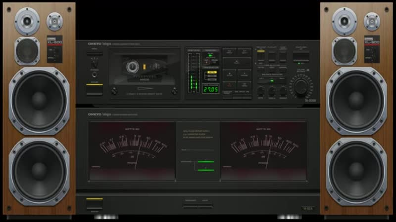 ELCY K Disco Electronic Aimp4 ONKYO TA 2066 Amp M 504