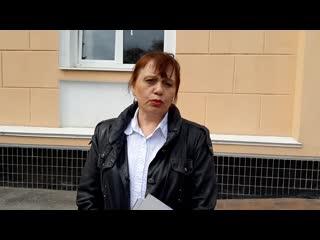 Депутат Надежда Макарчук - о незаконном размещении рекламы, о капремонте и о Мусорной реформе.