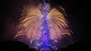 La Fête nationale française Paris Tour Eiffel 14 juillet 2017 Feu d'artifice