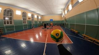 Волейбол от первого лица | VOLLEYBALL FIRST PERSON | BEST MOMENTS | BEST EPISODE | 43 episode