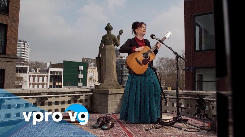 Elina Duni Bukuroshe live VG Buiten Spelen