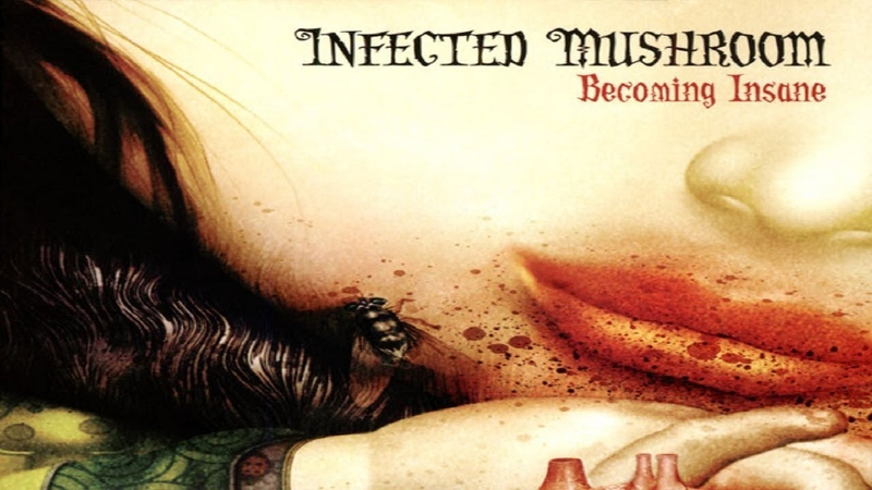 Infected Mushroom - Deeply Disturbed (Infected Remix)