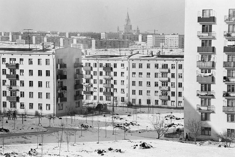 Жилье в СССР, изображение №7