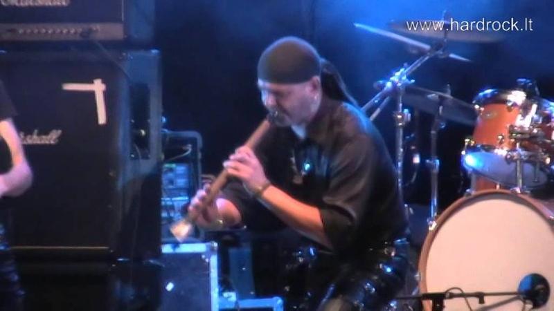Thundertale - O Kai Saulutė Tekėjo (Live@Roko naktys 2014, Lithuania)