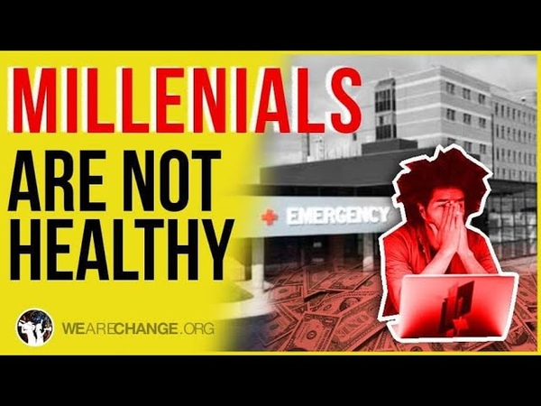 Millennials Are SICK In More Ways Than One! And They're Making Boomers Look Healthy!