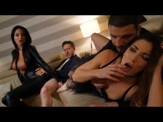 Clea Gaultier, Anissa Kate - Leads the dance   All Sex POV MILF Big Tits Ass Blowjob Doggystyle Brazzers Porn Порно Инцест