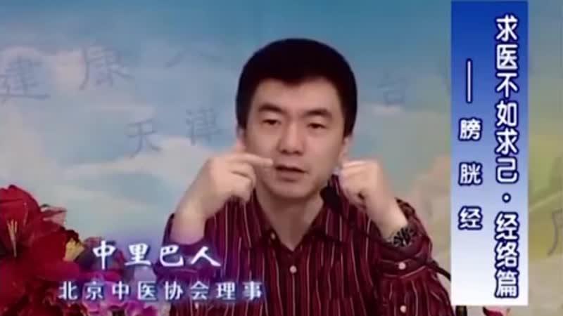 Массаж точки Цзин Мин ДЛЯ ЗДОРОВЬЯ ГЛАЗ от профессора китайской медицины Чжэн Фу