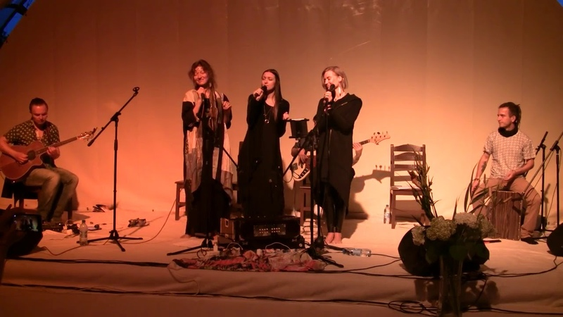 TRINITI PANGOLIN концерт в Ореховозу