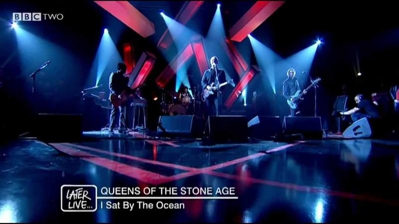 QOTSA I Sat By The Ocean Later with Jools Holland