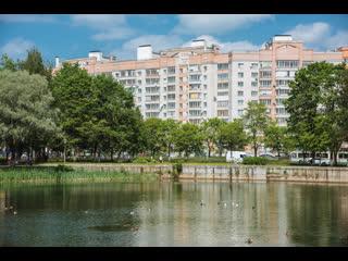 Успейте купить отличную 2-комнатную квартиру в самом благоустроенном районе Ярославля.