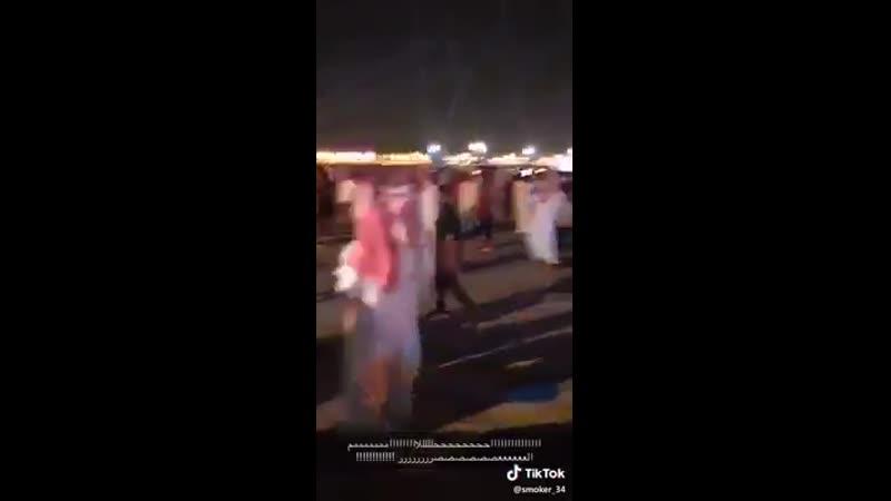 Танцы в Саудии 2 😱🤣