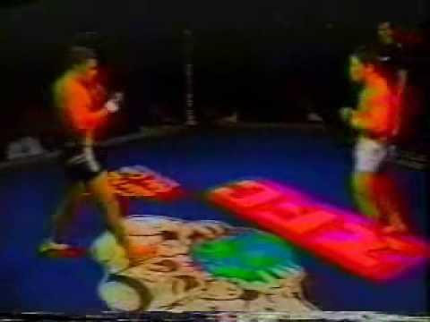 Robbie Lawler vs Saburo Kawakatsu