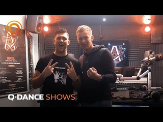 QAPITAL 2020 | The Alpha Foundation warm-up show: Bloodlust & E-Force