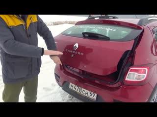 Реальный внедорожный ТЕСТ Renault Sandero Stepway. ПРОХОДИМОСТЬ есть Обзор и отзыв 2019 год