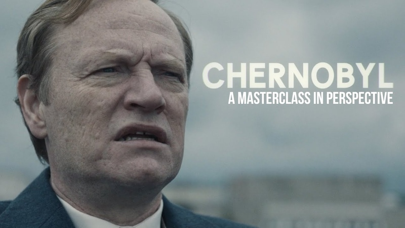 Chernobyl A Masterclass in Perspective