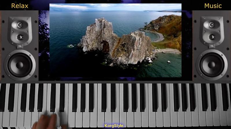 KorgStyle -Спокойная Ночь (Korg Pa 900) RelaxMusic