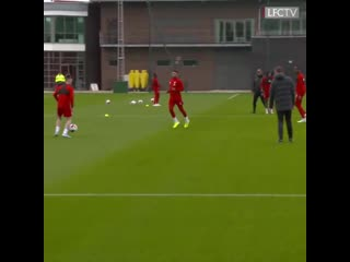 Go behind the scenes of our Melwood session in the latest episode of Inside Training