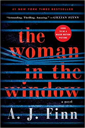 The Woman In The Window by A