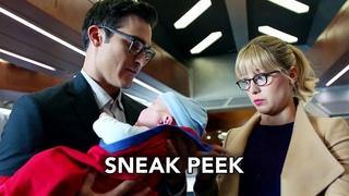 DCTV Crisis on Infinite Earths Crossover Sneak Peek - Superman's Baby (HD)