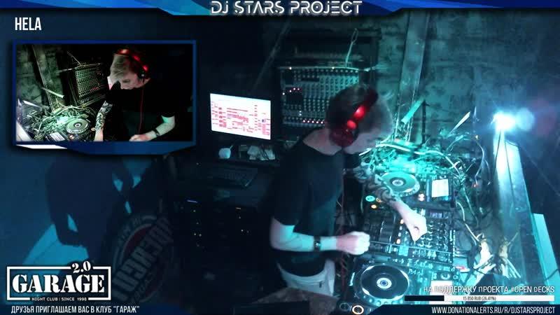 Hela - Dj Stars Project NextLeveL Party 29052019