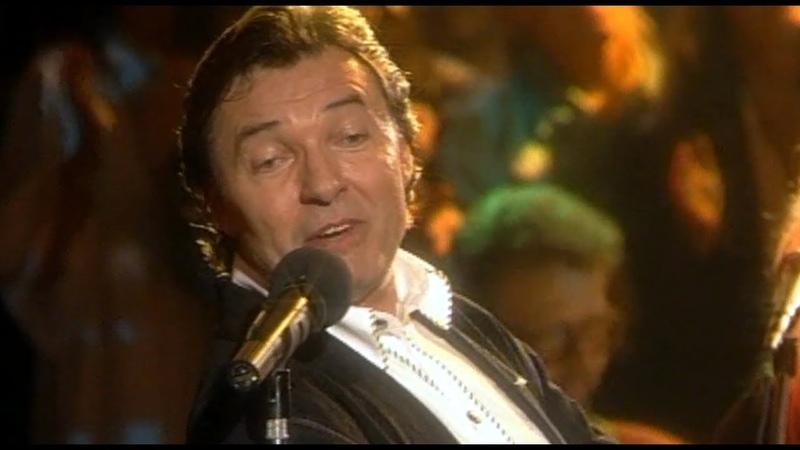 Karel Gott opět ve Slaném 1994 live Měsíční řeka C'est la vie Oči sněhem zaváté Angelina etc