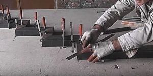 Лестница из профильной трубы своими руками: чертежи и пошаговый монтаж, изображение №25
