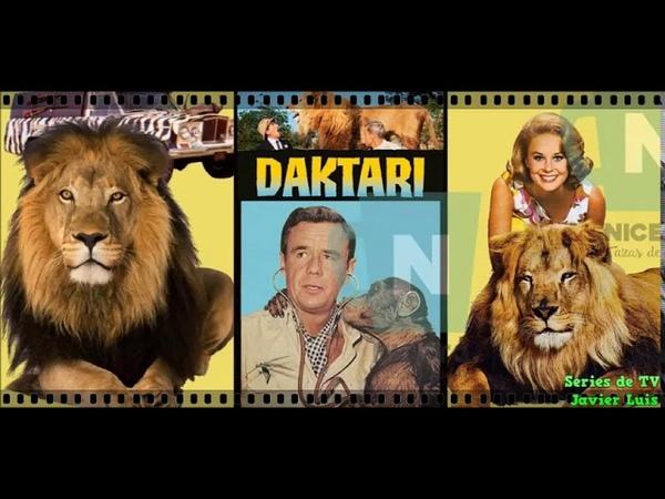 Bandas Sonoras Series TV Daktari *1966*