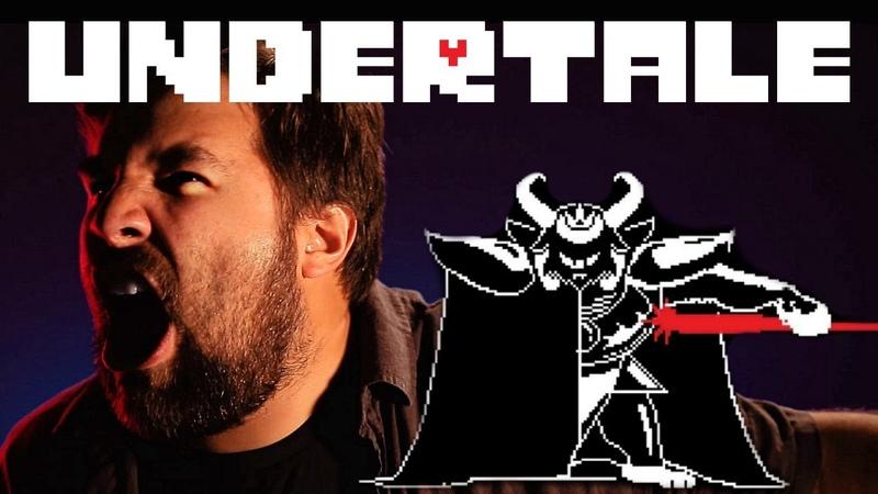 Undertale - Asgores Theme [METAL Ver.] - Caleb Hyles (feat. RichaadEb)