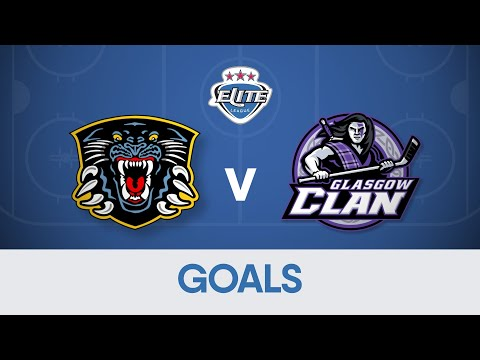 Goals Reaction Nottingham Panthers 3 2 OT Glasgow Clan 16 01 20
