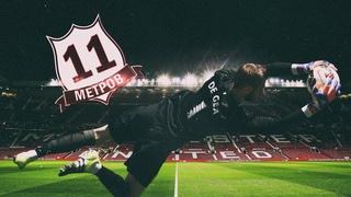 Давид Де Хеа (David De Gea) обзор игрока Манчестер Юнайтед, лучшие моменты, лучшие сейвы  11 Метров