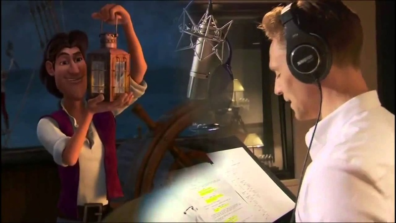 More Tom Hiddleston in The Pirate Fairy