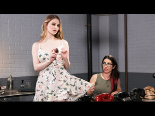 Serena Blair, Bunny Colby - Can't Escape Their Past [GirlsWay] Lesbian