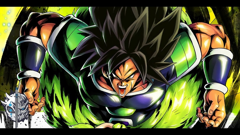 BROLY SONG Returned Divide Music Dragon Ball Super