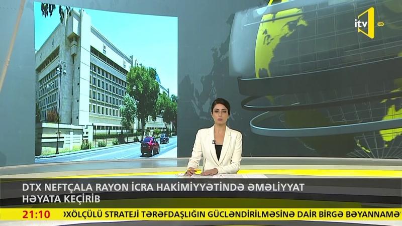 İsmayıl Vəliyev Neftçala Rayon İcra Hakimiyyətinin başçısı vəzifəsindən azad edilib