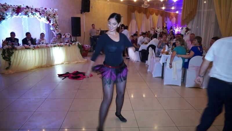 Бразильский танец на свадьбе у Ахмета и Ирины 24 08 19