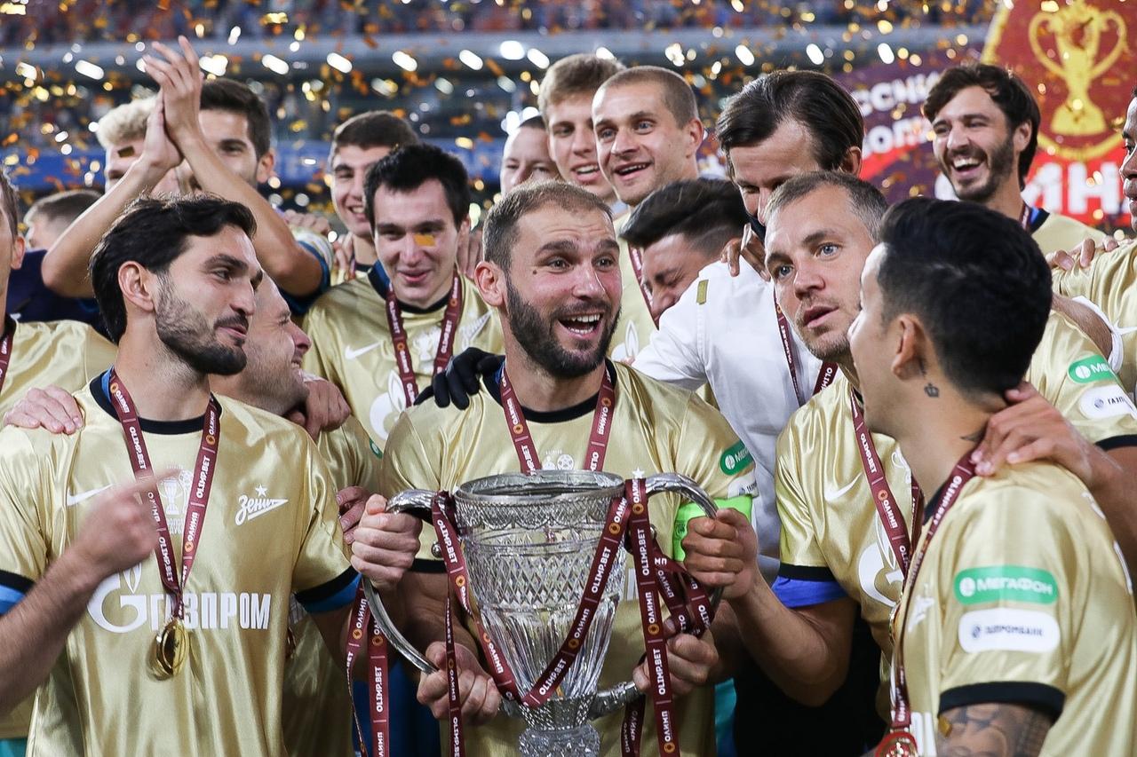 Зенит - Химки, 1:0. Финал Кубка России по футболу 2019/20