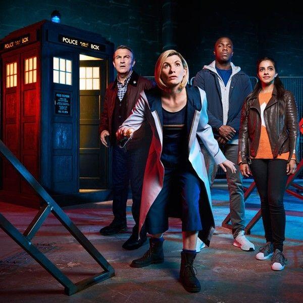 Автор «Благих знамений» Нил Гейман хочет выступить сценаристом в 13 сезоне «Доктора Кто»