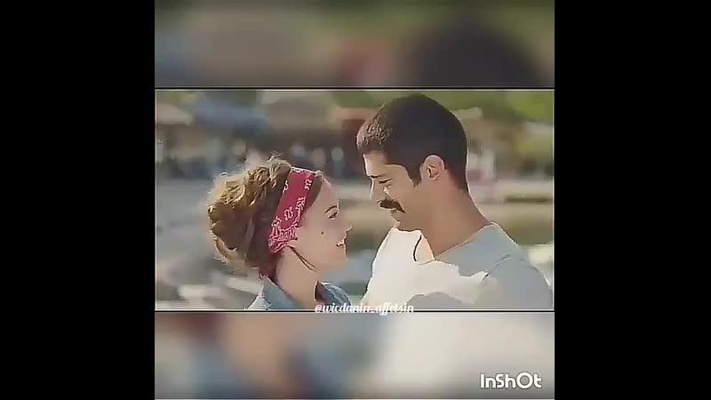 Ali ve Deniz_Aşk Sana Benzer 💖 BurakÖzçivit FahriyeEvcen AliveDeniz TheBestMovie ÖzçivitAilesi 💕💕💕