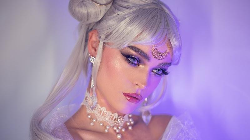 QUEEN SERENITY - Make-up Sailor Moon kinda Cosplay Halloween 2019