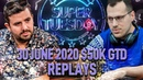HR Club Super Tuesday $1k probirs | mararthur1 | pvigar Final Table Poker Replays