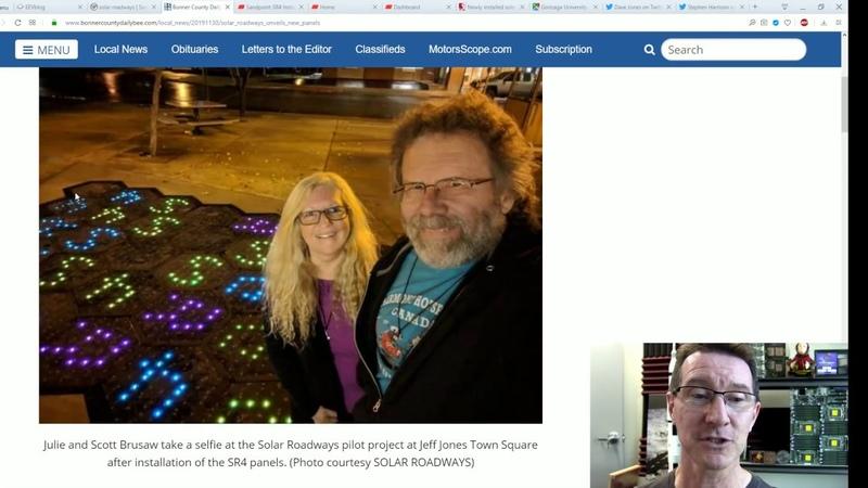 EEVblog 1269 Solar Roadways SR4 DATA Hilarity