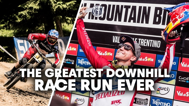 The Mountain Biker Who Won Without A Chain Aaron Gwin's Chainless Run Leogang 2015