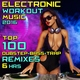 Workout Electronica - Wicked Wonkers (73Bpm Bass Fitness Workout DJ Mix Edit)