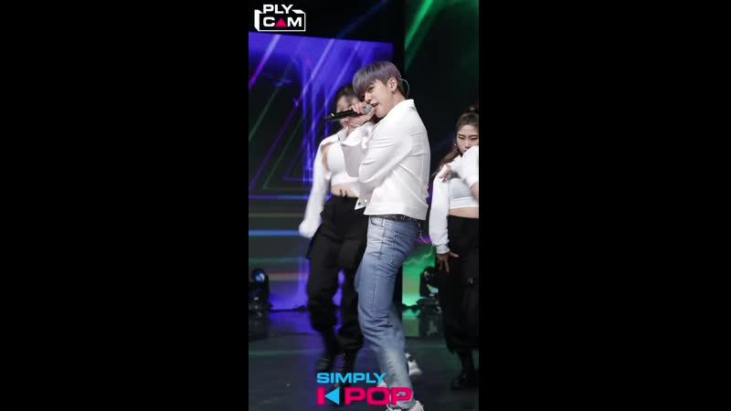 [PERFORMANCE] [08.11.19] Simply K-Pop Ep. 387: Jung Daehyun — Aight (아잇) (PLY CAM)