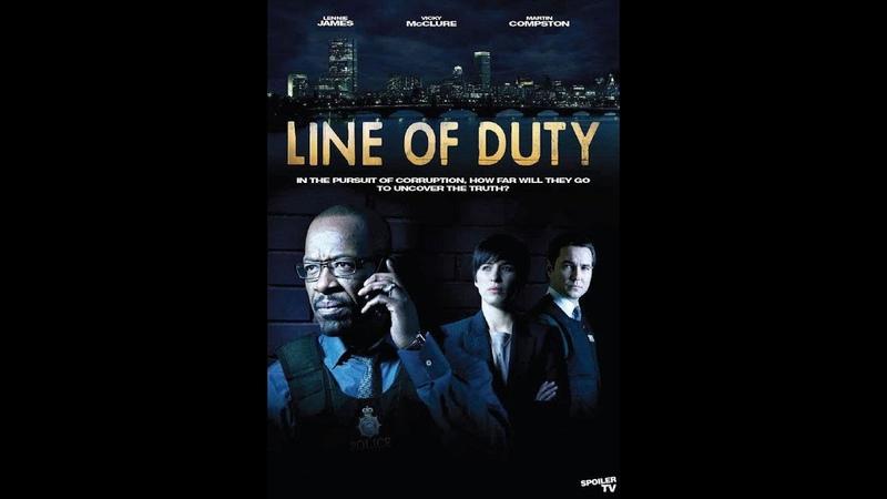 По долгу службы 1 сезон 1 серия триллер драма криминал детектив Великобритания